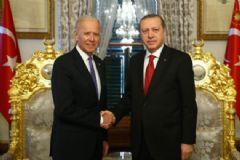 Binali Yıldırım: Joe Biden Türkiye'ye Geliyor