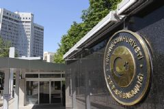 Dışişleri Bakanlığı Viyana'daki Skandalı Kınadı