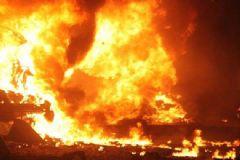 Türkiye Sınırında Patlama! Çok Sayıda Ölü Var!