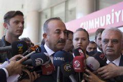 Bakan Çavuşoğlu: ABD'nin Sözünü Tutması Gerek