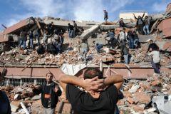 17 Ağustos 1999 Marmara Depremi'nin 17 Yıl Dönümü!