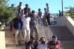 Erdoğan'ın Oteline Saldıran Darbeciler Adliyeye Sevk Edildi