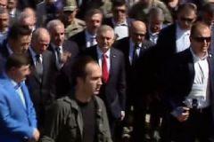 Başbakan Binali Yıldırım Elazığ'da İnceleme Yaptı