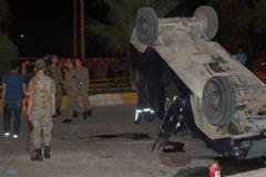 Zırhlı Araç Devrildi: 1 Polis Şehit