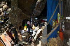 Hatay'da PKK'lıların Sığınağı Ele Geçirildi