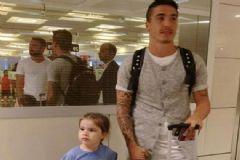 Galatasaray'ın Yeni Transferi Josue Pesqueira İstanbul'a Geldi