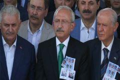 Başbakan Binali Yıldırım Muhalefet Liderlerini Ağırlayacak