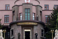Genelkurmay Adli Müşaviri Gözaltına Alındı