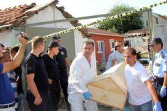 Edirne'de Amca Vahşeti! 3 Yeğenini Baltayla Öldürdü
