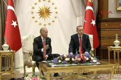 Cumhurbaşkanı Erdoğan ve Joe Biden'in Basın Toplantısının Ayrıntıları