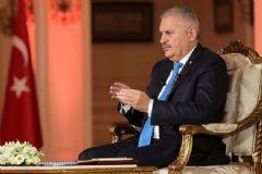 Başbakan Yıldırım: 'Her Yer YPG Ve PYD'den Temizlenmeli'