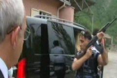 Kemal Kılıçdaroğlu'na Saldırı! Olay Yerinden İlk Kareler
