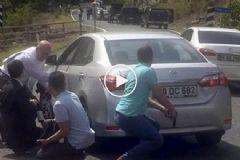 Kılıçdaroğlu'na Düzenlenen Saldırıda İşte O Çatışma Anları!