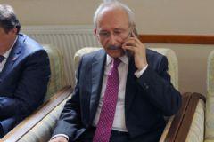 Erdoğan ve Kılıçdaroğlu'nun Telefon Görüşmesi Böyle Yansıdı