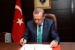 Cumhurbaşkanı Erdoğan'dan AYM'ye 2 Yeni Atama
