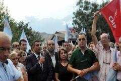 CHP Tunceli İl Başkanlığı'ndan Kılıçdaroğluna Destek