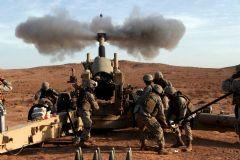 TSK Güneye İlerlemeye Çalışan YPG'yi Vurdu!