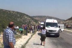 Hatay'da Korkunç Trafik Kazası: 8 Ölü