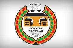 Türkiye Barolar Birliği'nden Açılış Töreni İle İlgili Yeni Karar