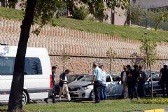 Cumhurbaşkanı Recep Tayyip Erdoğan'ın Konvoyunda Trafik Kazası!