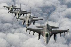 TSK'dan Kuzey Irak'taki PKK Hedeflerine Hava Harekatı