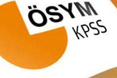 KPSS Tarihleri Değiştirildi!
