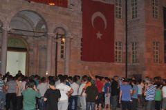 Konya'da Elektrik Kesintisi Şehri Ayağa Kaldırdı