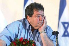 İsrail Eski Savunma Bakanı Öldü!