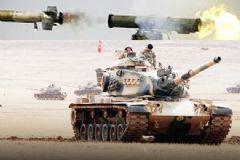 Cerablus'ta Tanka Saldırı! 3 Asker Yaralandı!