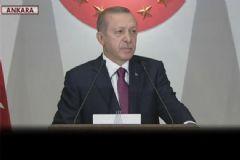 Cumhurbaşkanı Erdoğan: Düşman Bu Defa Dışarıdan Değil Maalesef İçeriden Saldırdı