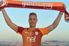 Galatasaray, Kolbeinn Sigthorsson'ı KAP'a Bildirdi