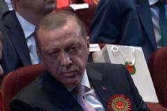 Cumhurbaşkanlığı Sarayı'ndaki Adli Yıl Açılış Töreni Başladı