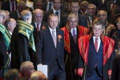 Erdoğan Adli Yıl Açılış Töreninde Konuştu
