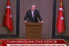 Cumhurbaşkanı Erdoğan'dan Efkan Ala Hakkında İlk Yorum