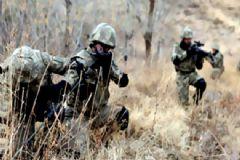 Tunceli'de Saldırı Hazırlığı Yapan Teröristlere Operasyon!