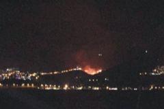 İzmir'de Korkutan Yangın: Güçlükle Söndürüldü!