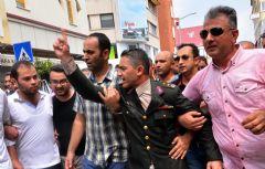 Yarbay Mehmet Alkan TSK'den İhraç Edildi