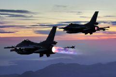 TSK'dan Hava Harekatı: 13 Terörist Öldürüldü