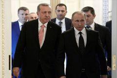 Cumhurbaşkanı Erdoğan ve Putin'in Görüşmesi Sona Erdi