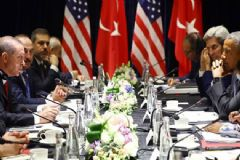 Obama Erdoğan Görüşmesi Sona Erdi