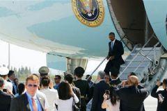 Çin'in Obama'yı Karşılama Biçimi Tartışma Yarattı