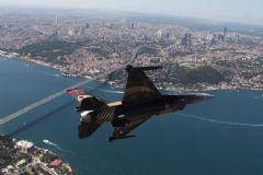 'İstanbul'da Askeri Uçaklar Alçak Uçuş Mu Yapıyor' Valilikten Açıklama Geldi