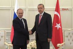 Erdoğan-Putin Görüşmesinin Detayları Ortaya Çıktı
