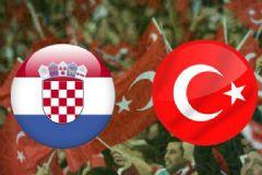 Hırvatistan Türkiye Maçı Hangi Kanalda Saat Kaçta?