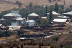 Hakkari'de Askeri Üs Bölgesine PKK'lılar Saldırdı
