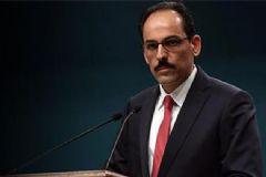 İbrahim Kalın'dan G20 Zirvesine İlişkin Açıklama