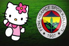 İşte Fenerbahçe'nin Yeni Sponsoru 'Hello Kitty'
