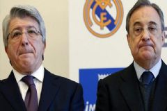 R.Madrid Ve A.Madrid'e 2018'e Kadar Yasak Geldi