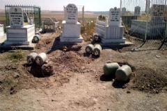 Mehdi Eker'in Aile Mezarlığında 640 Kilo Patlayıcı Bulundu!