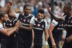 Beşiktaş Arena'da Şov Yaptı